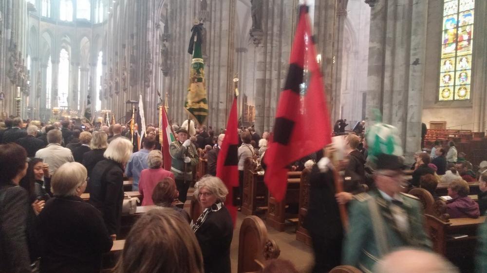 Beerdigung Meisner